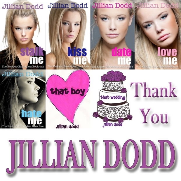 Jillian Dodd Appreciation