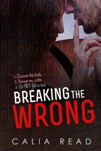 breaking the wrong new cover