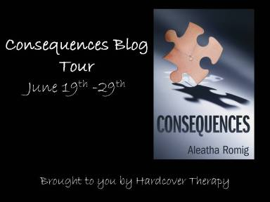 Consequences Blog Tour Banner