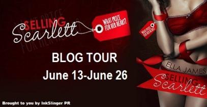 Selling Scarlett Blog Tour