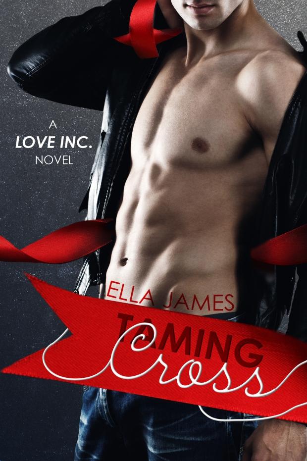 Taming Cross by Ella James ebooklg