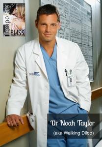 Dr Noah Taylor
