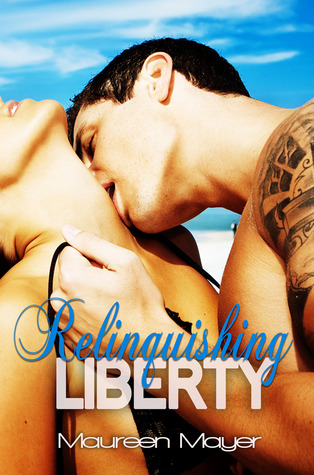 Relinquishing Liberty Cover