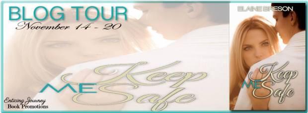 Keep Me Safe Blog Tour Banner
