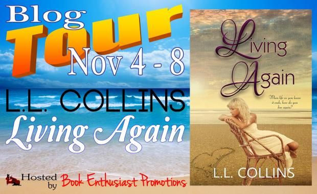 Living Again Blog Tour Banner