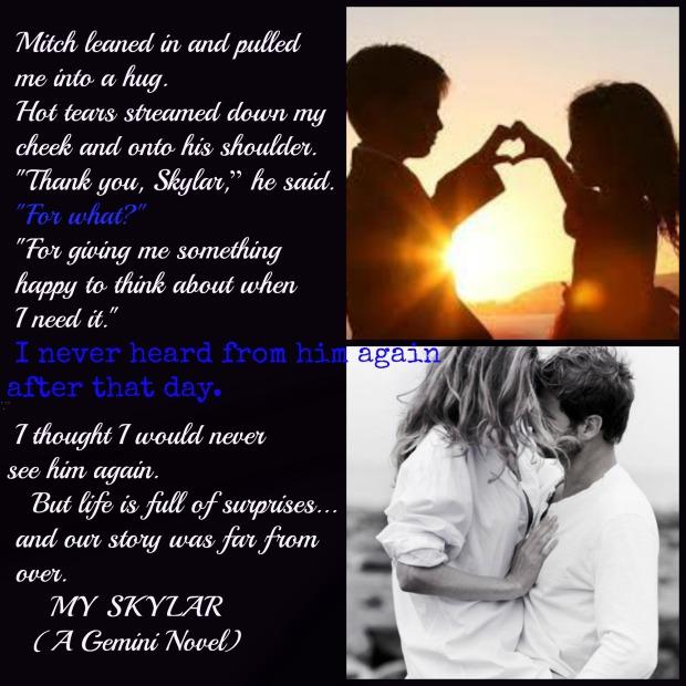 Mitch and Skylar Promo