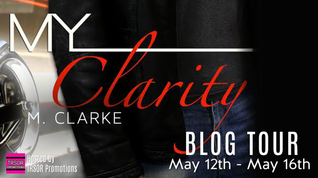 my clarity blog tour